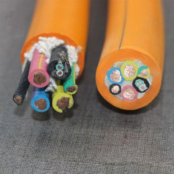 New energy cable
