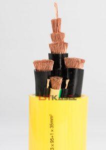 Flexible Reeling Cable