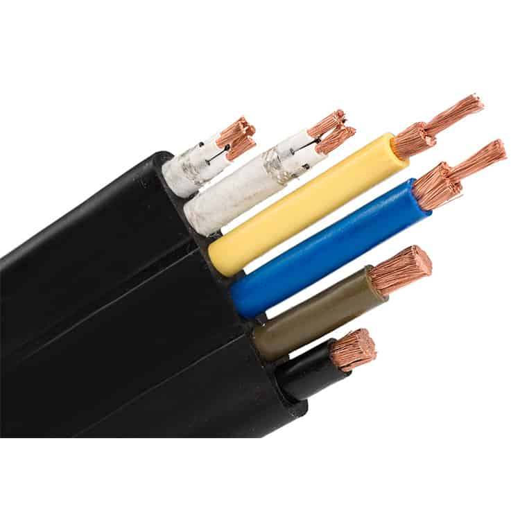 Flat Traveling Crane Cable